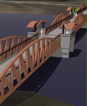 bridge rendering